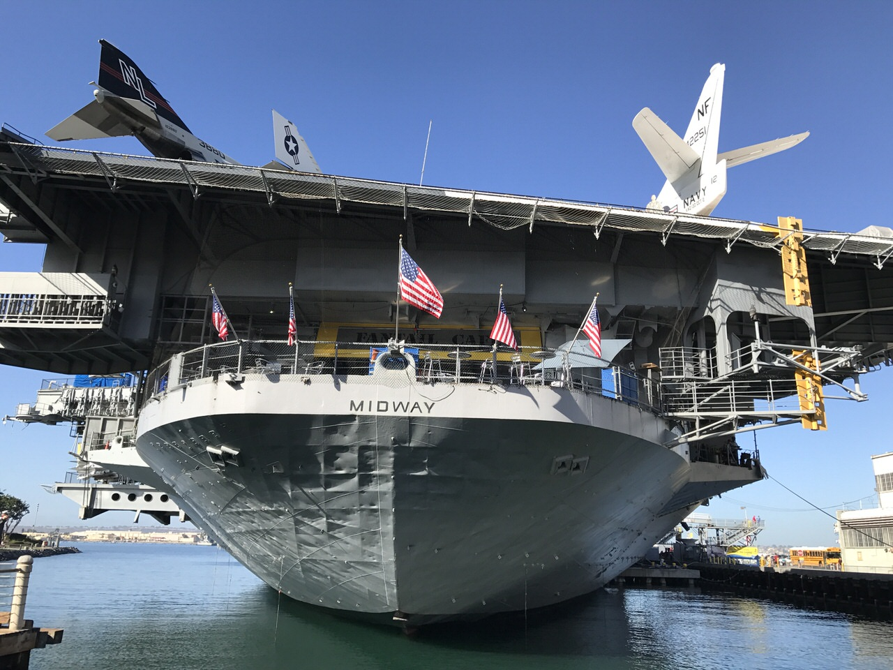Uss midway museum 0547