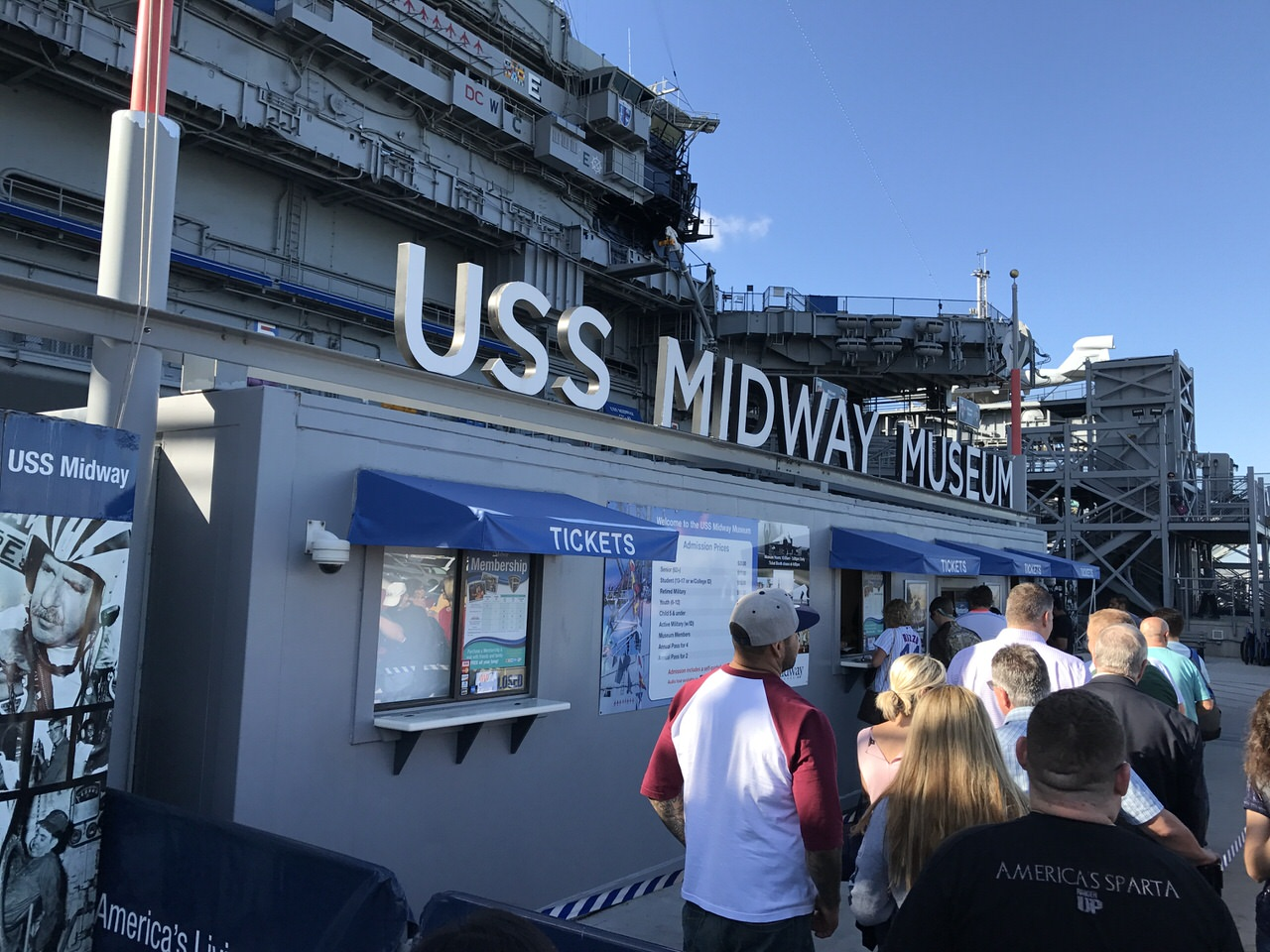 Uss midway museum 0550