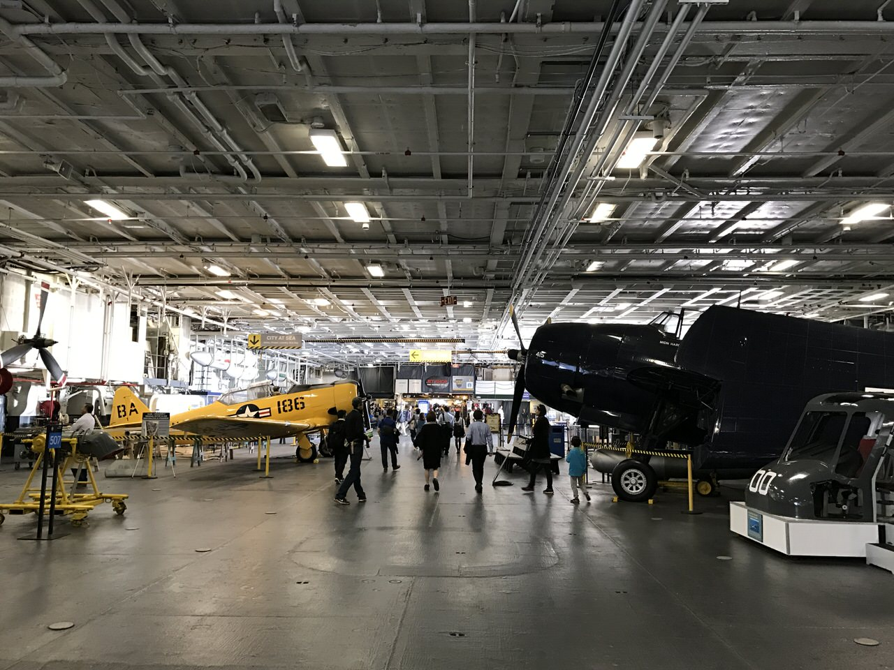 Uss midway museum 0561