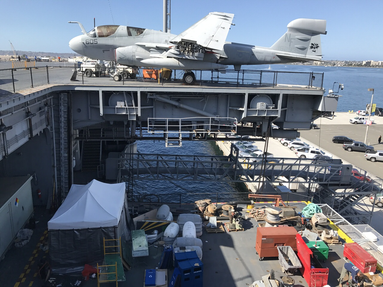 Uss midway museum 0614