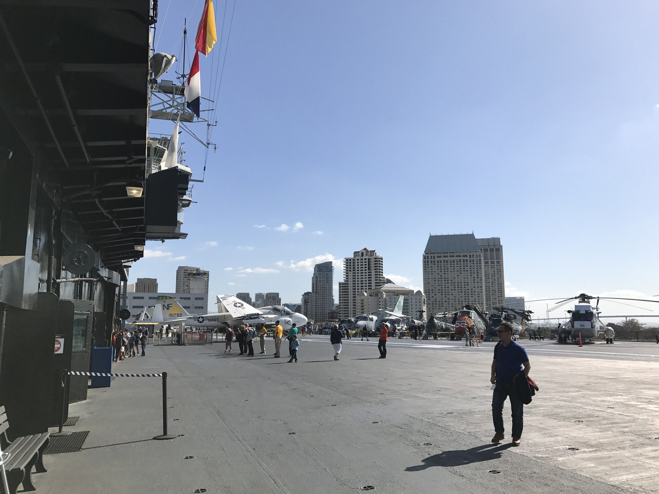 Uss midway museum 0615