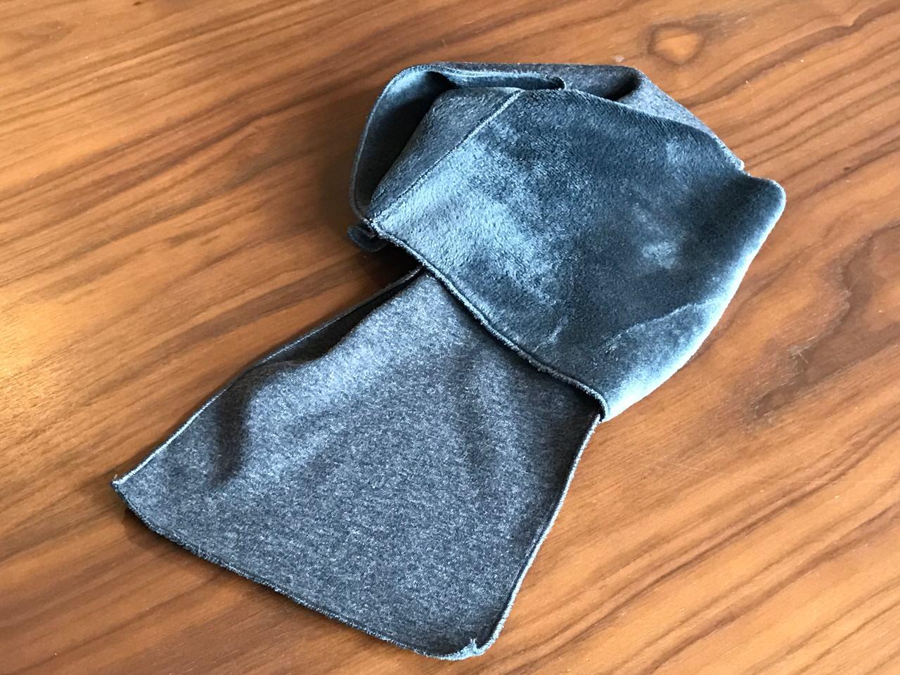 「薄いストール」収納しやすく巻くのも簡単、こんなマフラー欲しかった!冬の必需品としてオススメ