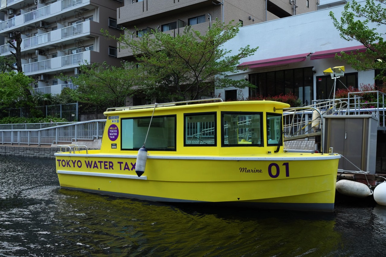 Water taxi F9107