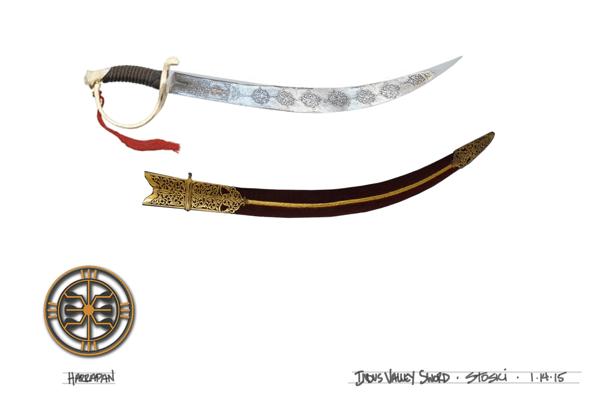 Wpn harrapan indus sword 1handed