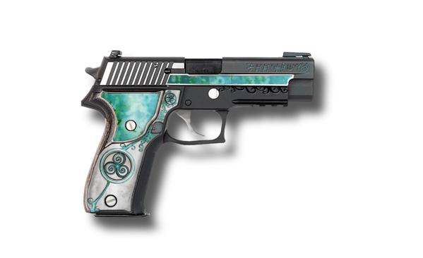 Wpn minoan pistol
