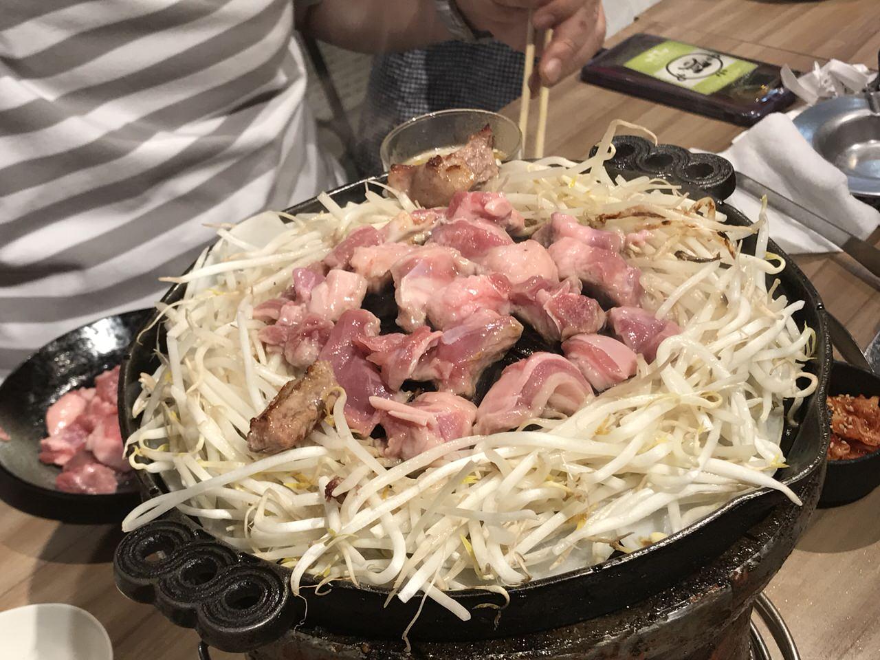 「ジンギスカンゆきだるま 両国部屋」食べ飲み放題で4,980円のエンドレスラム!
