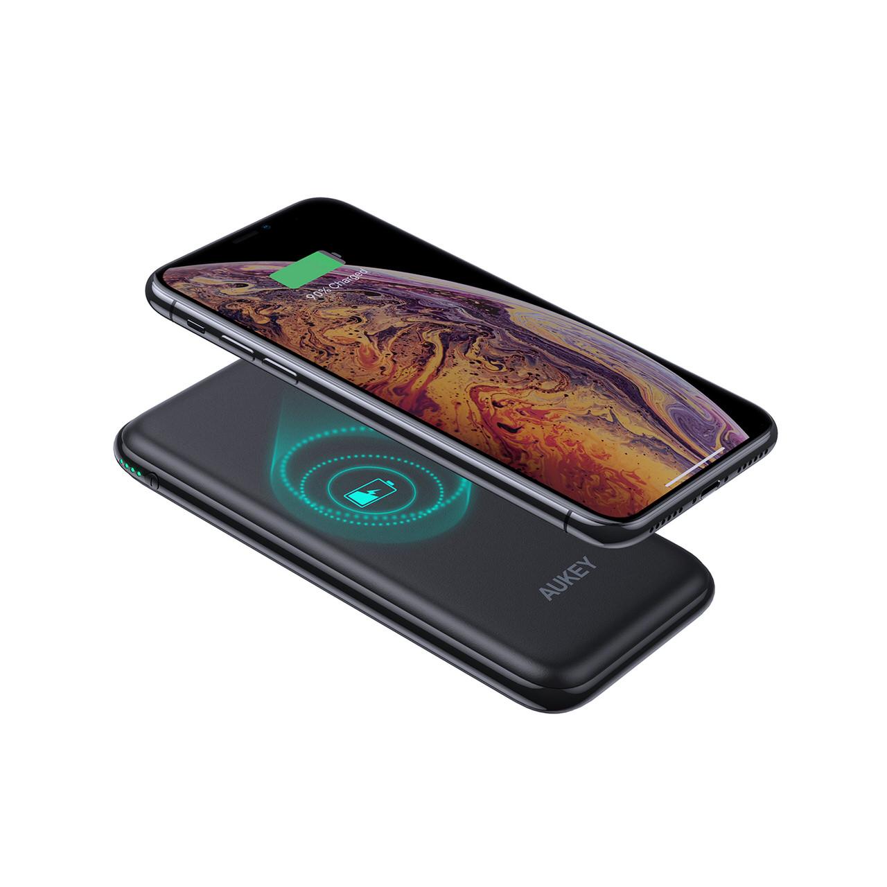 有線/無線どちらでも充電可能な8,000mAhモバイルバッテリー「PB-Y25」Amazonで30%オフの2,169円に(11/7まで)