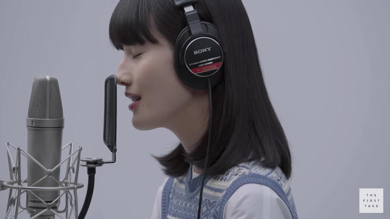 橋本愛が一発撮りで歌う「木綿のハンカチーフ」に作詞の松本隆「ほんとにけなげで切ない」