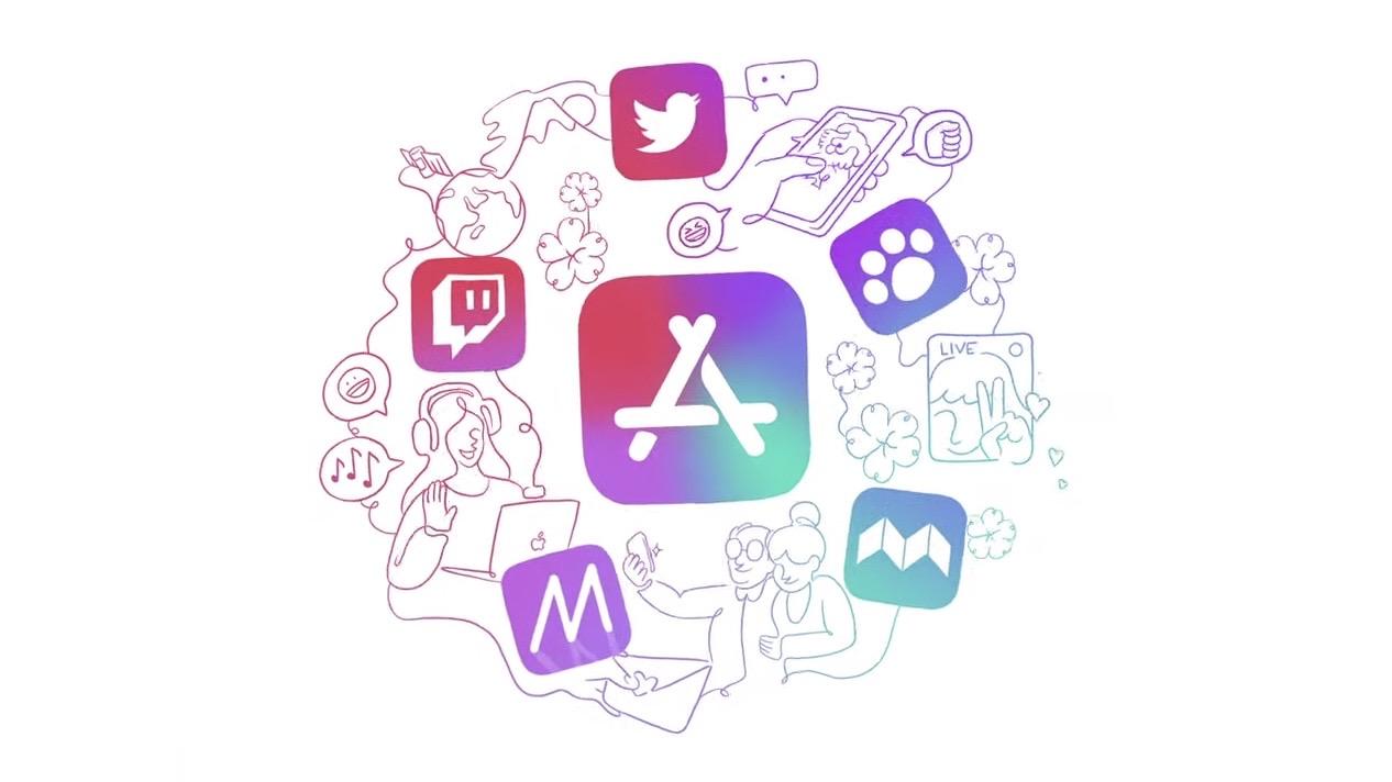 Apple、App StoreのCM動画「みんなの「今年こそ」をApp Storeで。」公開