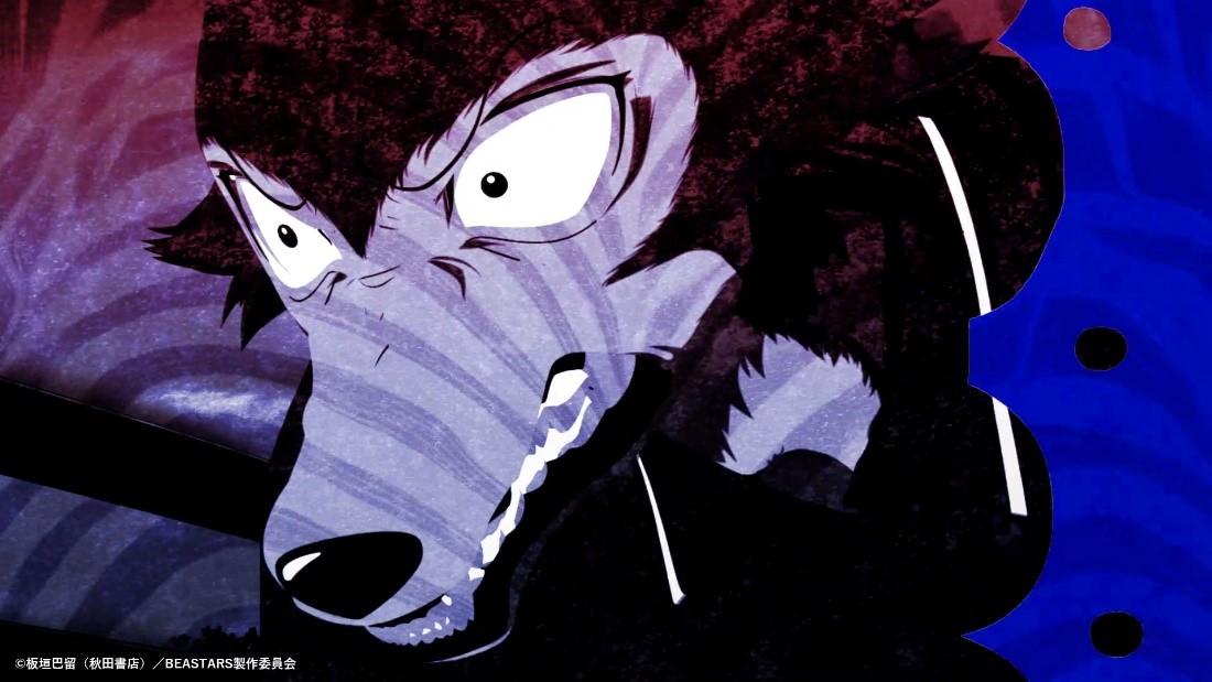 TVアニメ「BEASTARS」第2期のOP背景画はAIが描いている