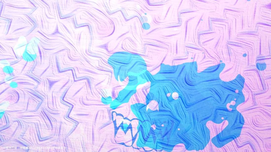 TVアニメ「BEASTARS」第2期のOP背景画はAIが描いている 4