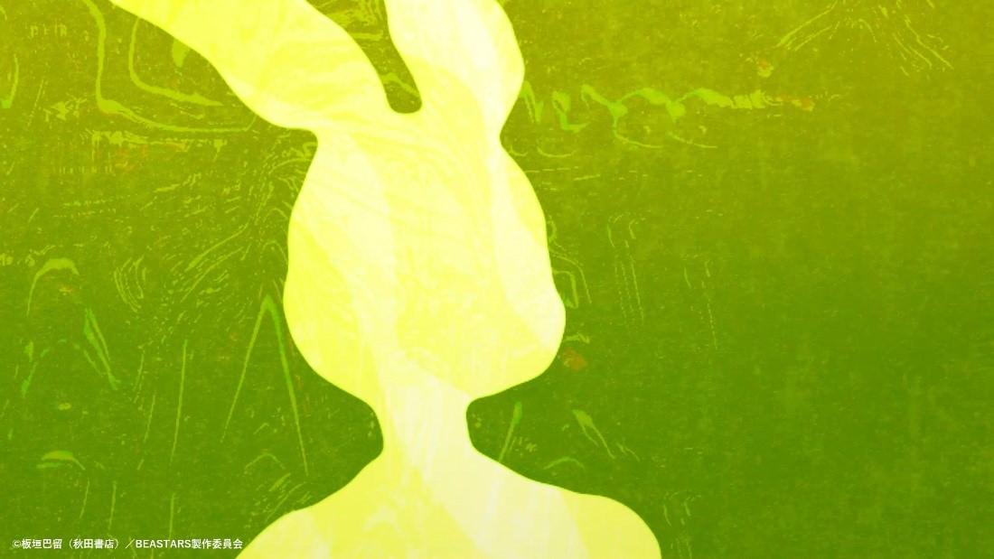 TVアニメ「BEASTARS」第2期のOP背景画はAIが描いている 6