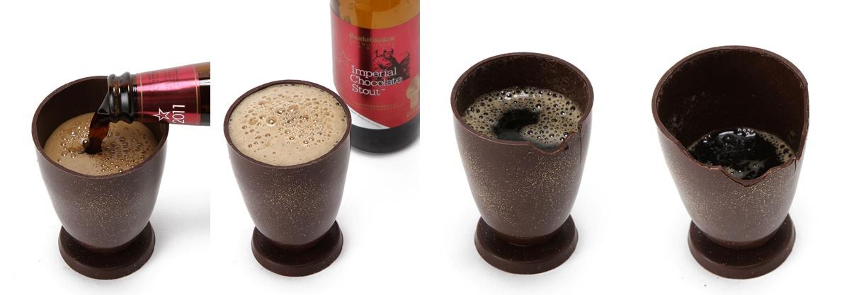 【サンクトガーレン】チョコレート風味のビール「インペリアルチョコレートスタウト」とチョコレート製の食用グラスのセットを限定発売(2/1から) 03