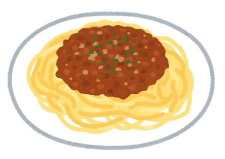 スパゲッティ輸入量が過去最多に