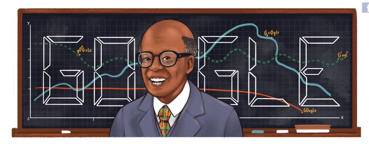 Google logo celebrating sir w arthur lewis 202012
