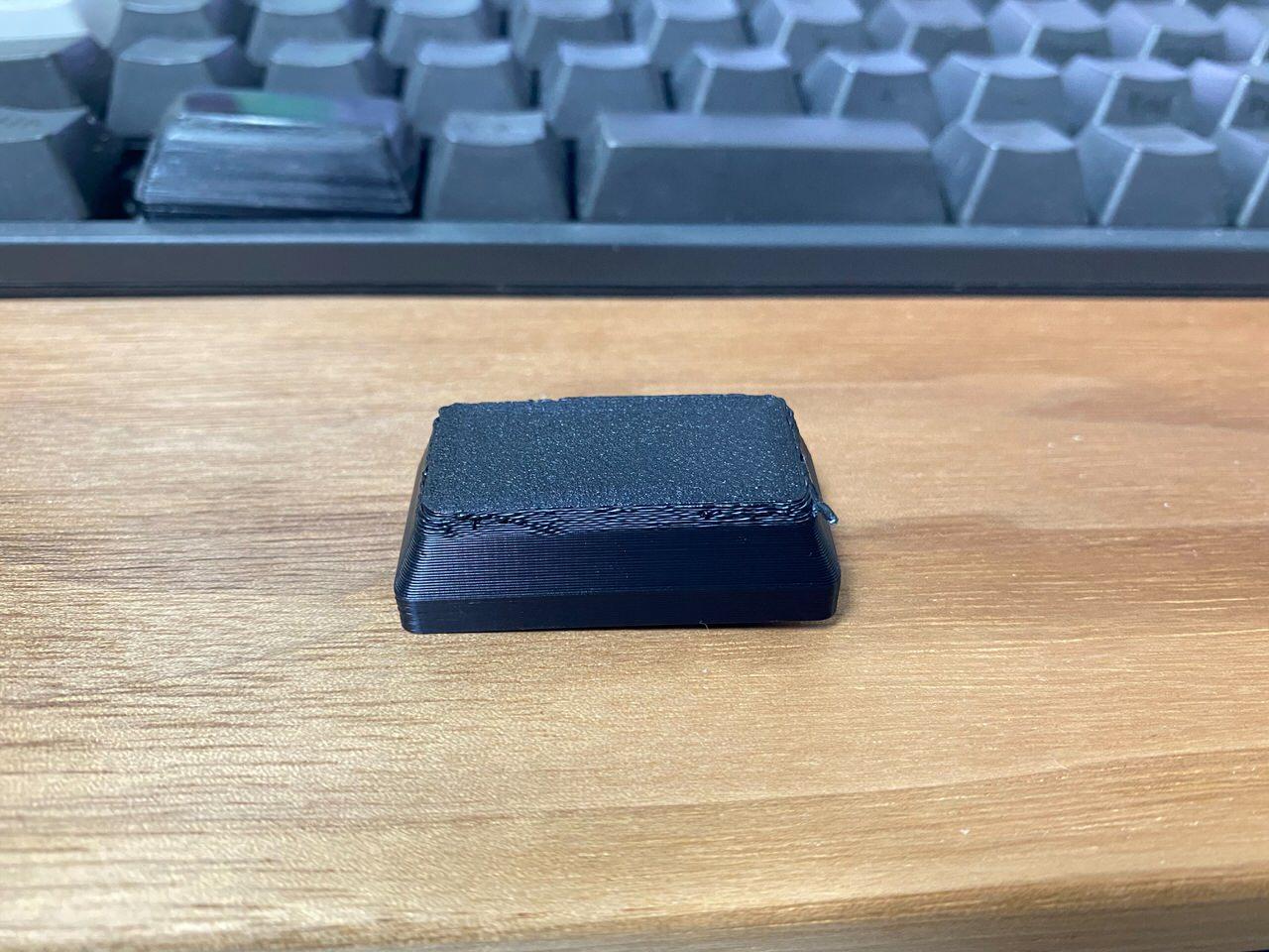 【HHKB】キートップを3Dプリンターで自作する【その2】 02