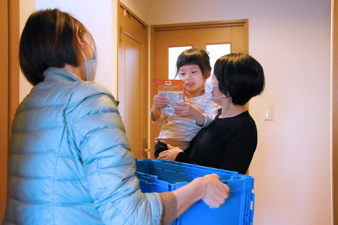 「ローソン」と子育て家庭を見守る「こども宅食応援団」が連携 202012 4