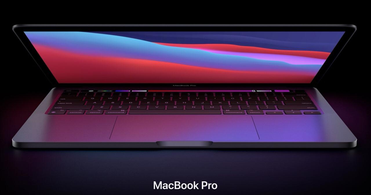 Apple Silicon M1チップ搭載の「MacBook Pro」発表!11月17日発売