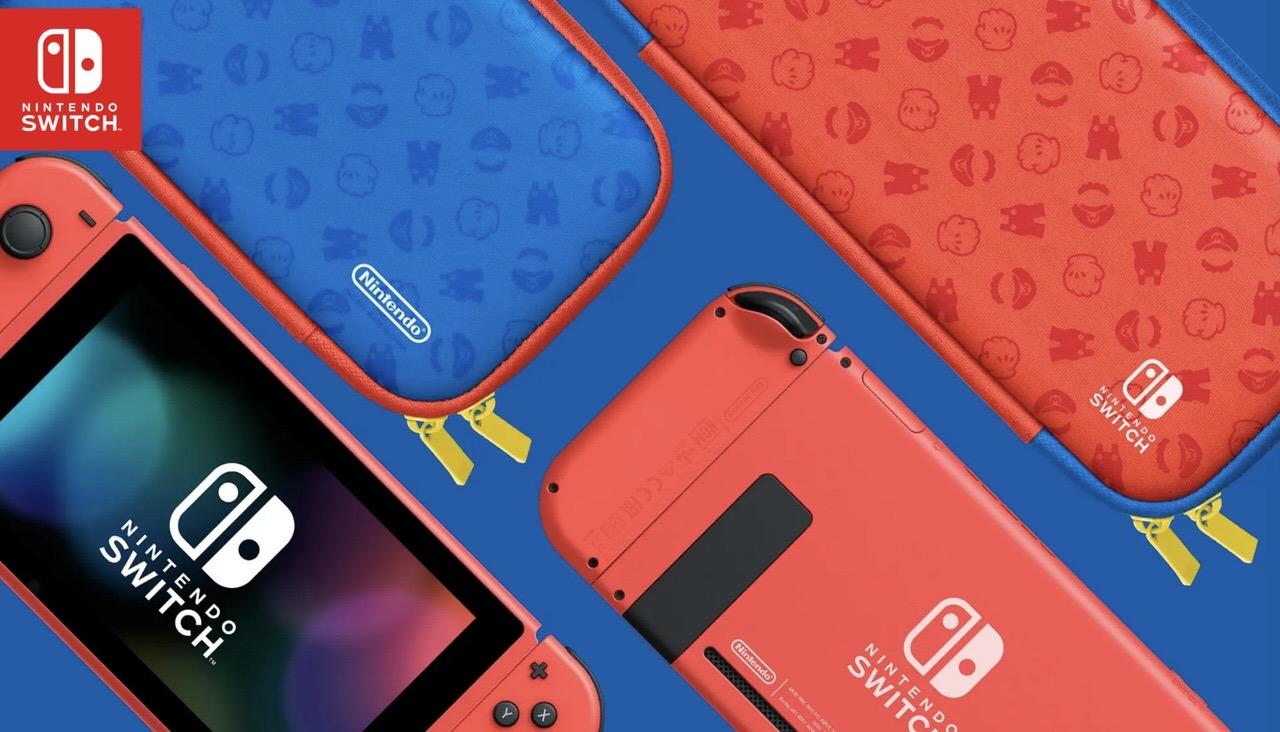 Mario red blue 202101 2