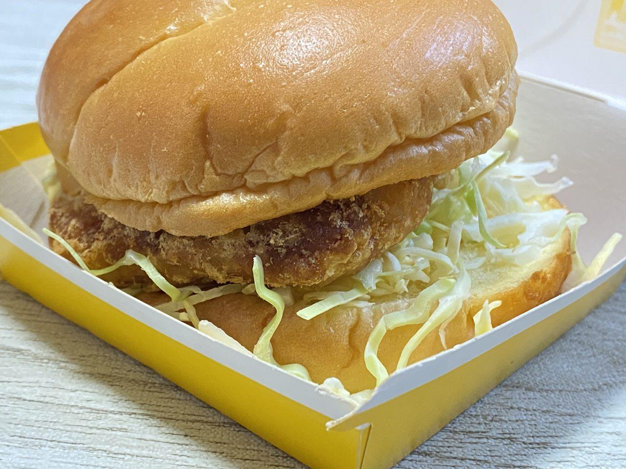 【マクドナルド】爽やかなレモン風味が美味しい「チキンタツタ 瀬戸内レモンタルタル」 6