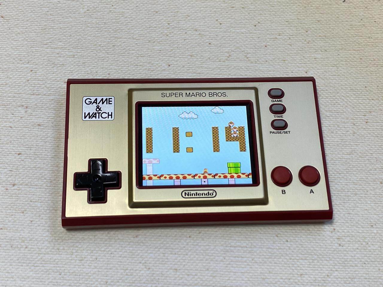 Nintendo gamewatch 202011 4