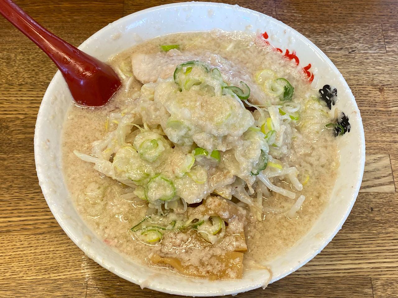 ラーメン弁慶 門前仲町店 04