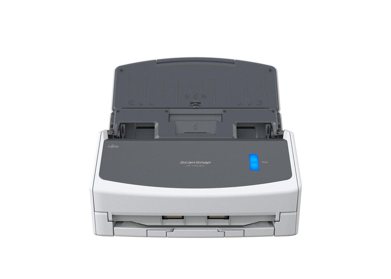 PFU、ScanSnap iX1500を高速化した「iX1600」を発表 〜液晶のないワンボタンモデル「iX1400」も登場 1