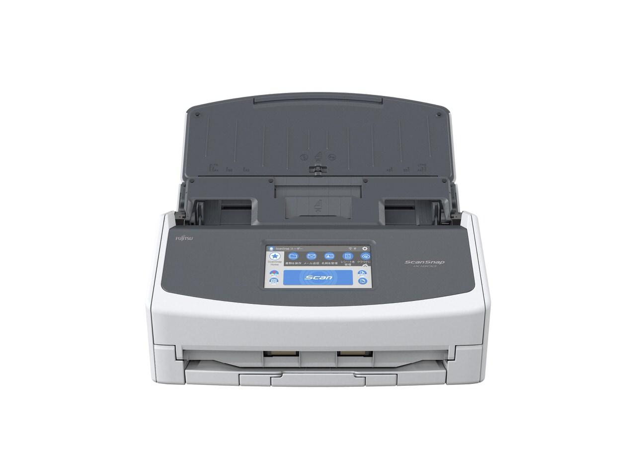 PFU、ScanSnap iX1500を高速化した「iX1600」を発表 〜液晶のないワンボタンモデル「iX1400」も登場 5