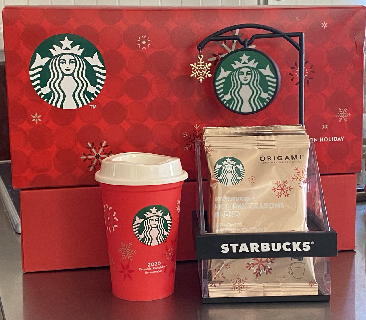 Starbucks winter holiday 202011 3