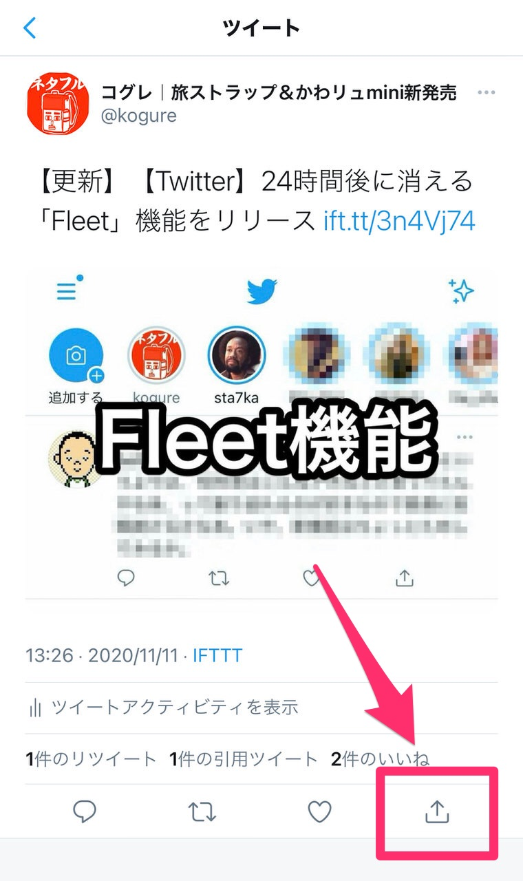 Twitter fleet share 202011 1