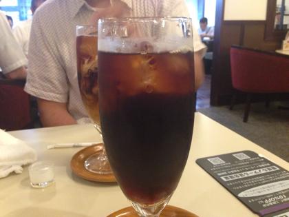 ルノアールといえば水出しアイスコーヒーですよね!