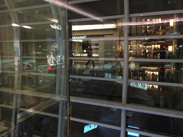 羽田空港国際線・ANAバンクーバー直行便の搭乗口は出国審査を通過してほとんど目の前でした! #アルバータ秋旅 #カナダ