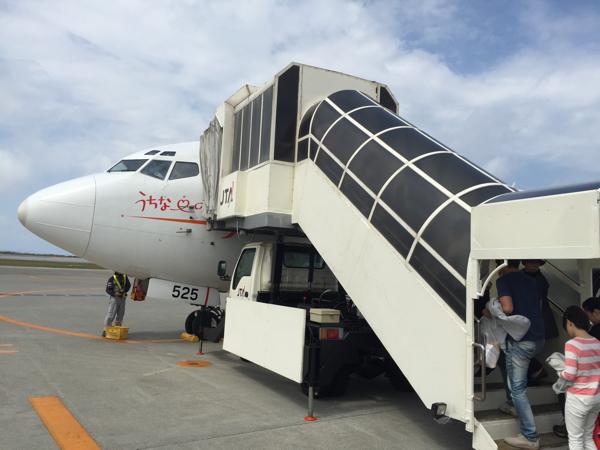 鳩間島へ向かう!那覇空港で石垣島行きのJTAに乗り継ぎ #鳩間島 #島旅島宿