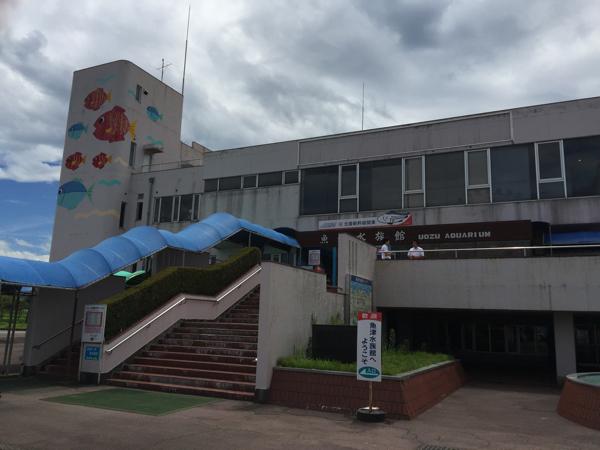「魚津水族館(富山)」アクリル製トンネル発祥!大正2年から続く日本最古の水族館 #富山プレスツアー