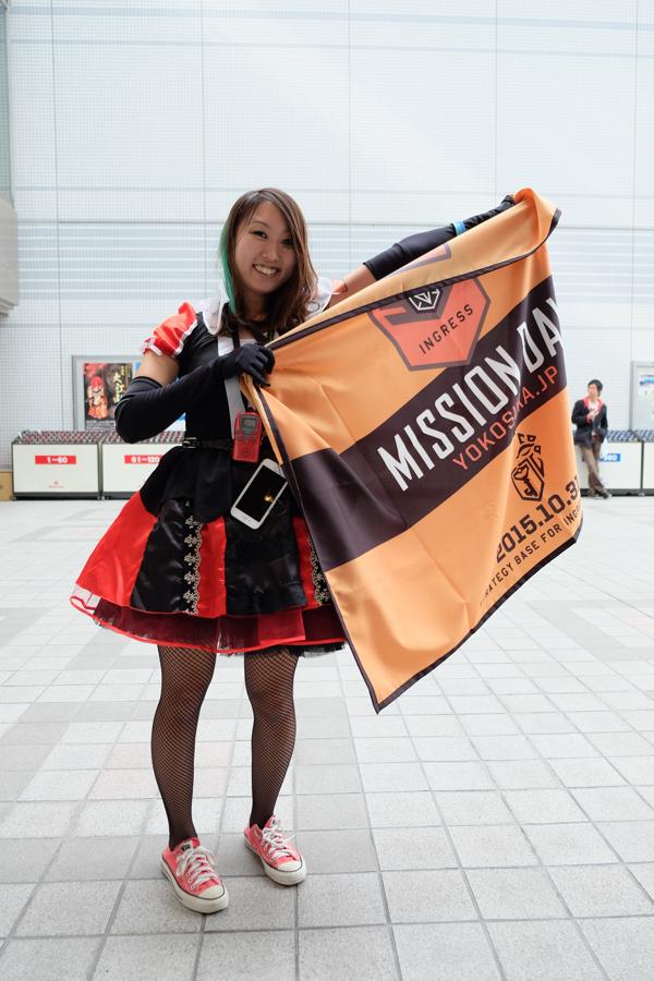 【Ingress】イングレスミッションデイ横須賀を写真で振り返る #IngressYokosuka