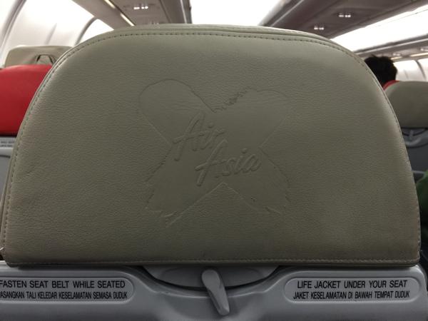 【LCC】「Air Asia X」マレーシアに飛んでみた #マレーシア0泊3日