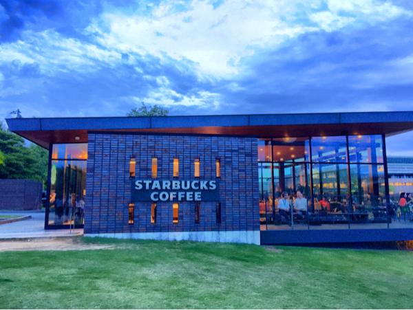 世界一美しいスタバ「スターバックス富山環水公園店」をHDR写真で撮影してみた #富山プレスツアー