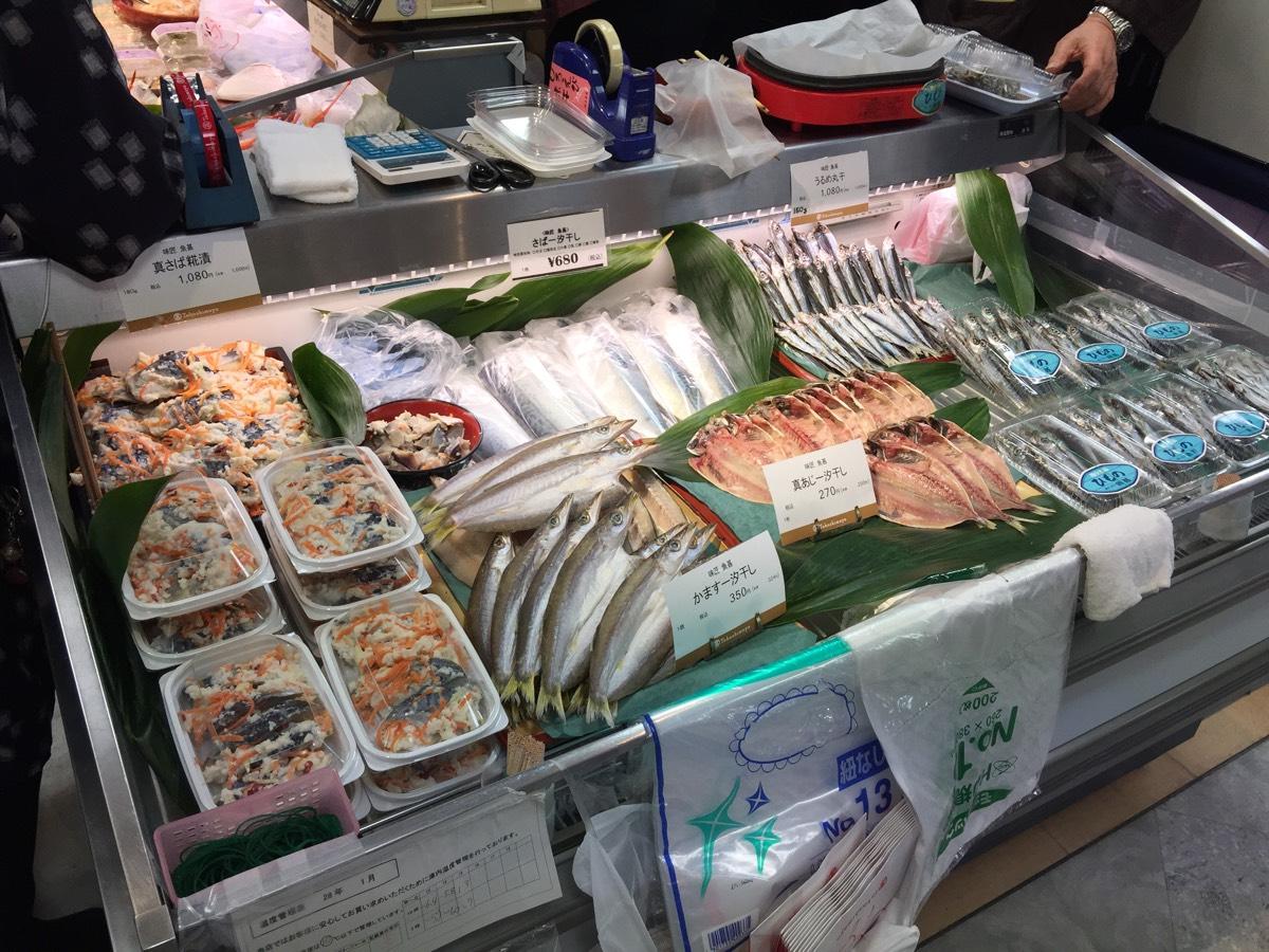 大宮タカシマヤの「富山物産展」に行ってきた!白えびせんべい、赤巻、芋かいもちを買ってきた → ふわふわの芋かいもちの食感に驚愕!(2016年1月18日まで)
