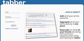 RSSフィードを統合して共有する「Tabber」