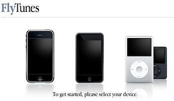 「iPhone/iPod touch」でネットラジオを聴く「FlyTunes」