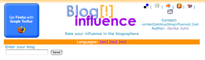 Blog-Influence