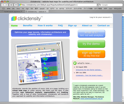 Clickdensity 1