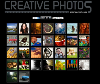 Flickr Creative Photos1