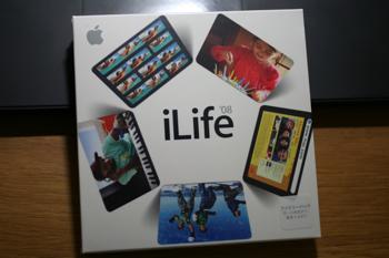 「iLife '08」届く