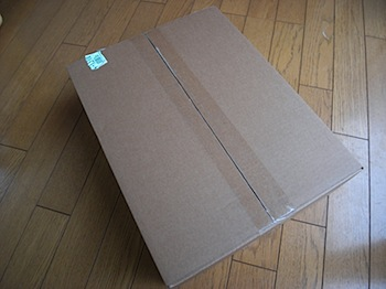 「MacBook Air」が届いた!