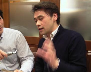 gadgetcast no.8「青木さんとカラーストーン」