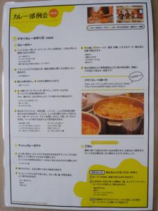 タモさんのカレーレシピ「プレーンタモリ」
