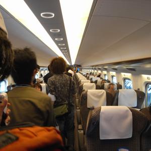 「N700系新幹線」試乗会レポート No.2(グリーン車編)
