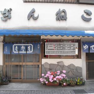 「ぎんねこ」でカツカレー(浦和)