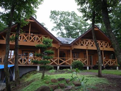 子連れ那須旅行記 〜カントリーコネクション2006年夏